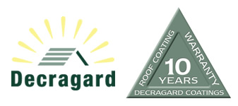 decragard 10 years warranty